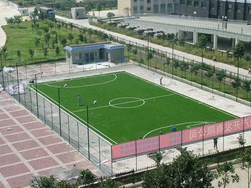 五人制人造草足球场