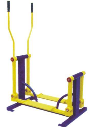 单体平步机