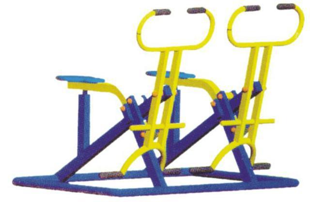 双位健骑机