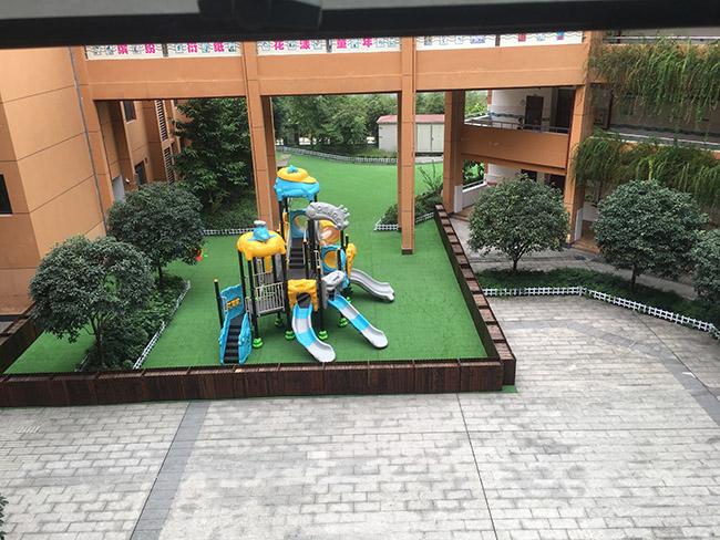 巴南区典雅小学附属幼儿园人造草坪myball迈博体育平台网址
