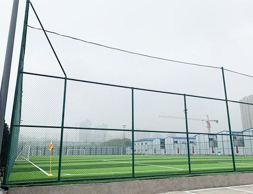 重庆万科足球场训练基地